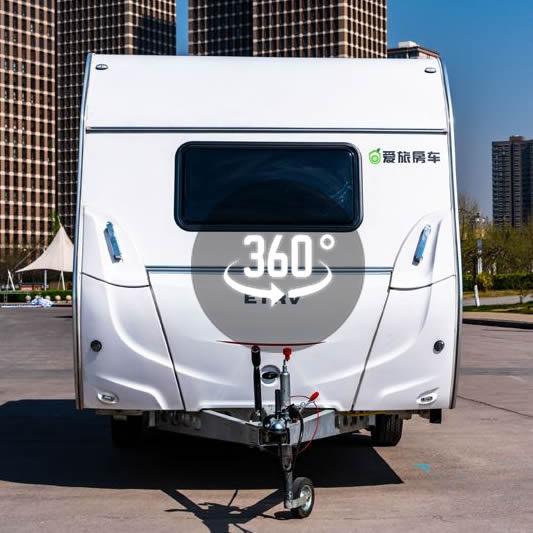爱旅460 三人版房车 VR全景